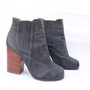 Jeffrey Campbell Knock-out Ankle Bootie $175